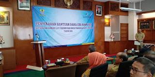 BJB Berikan CSR Untuk RSD Gunung Jati dan Dinas Pendidikan Kota Cirebon