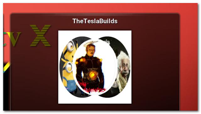 Tesla Build (KODI Setup Wizard)