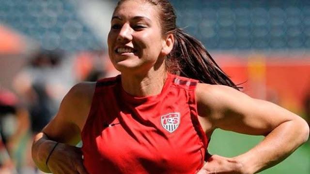 7 Pemain Bola Perempuan Tercantik Dunia