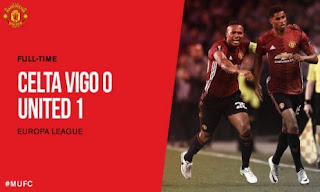 Celta Vigo vs Manchester United 0-1 Video Highlights & Goal