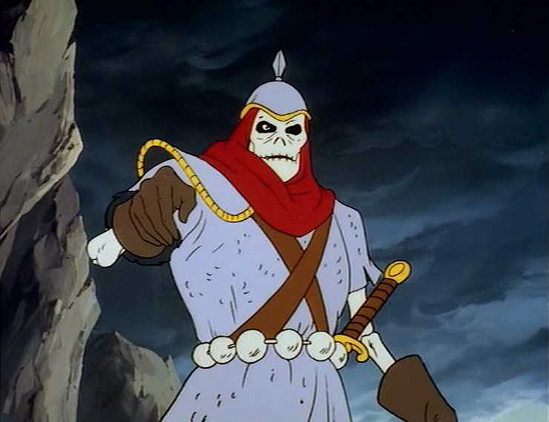 Image result for Quest of the Skeleton Warrior