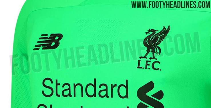 size 40 d7448 5313f Liverpool 19-20 Goalkeeper Away Kit Leaked - Footy Headlines