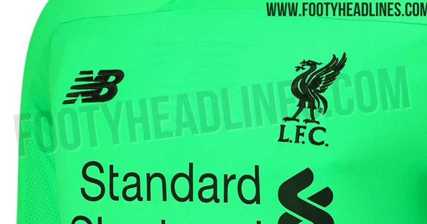 Liverpool 19 20 Goalkeeper Away Kit Leaked Footy Headlines