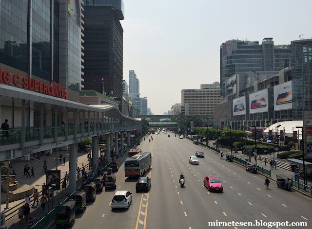 Бангкок, квартал Патхумван