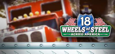 18 Wheels of Steel Across America on Steam