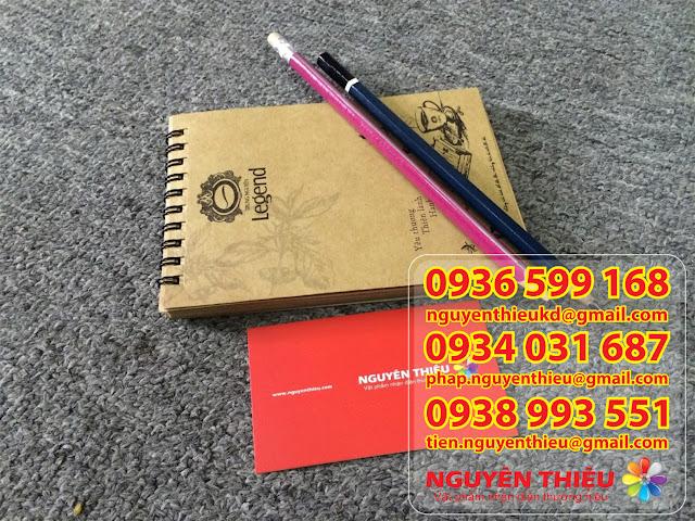 Thiết kế và in ấn  sổ tay theo yêu cầu giá cạnh tranh  Công ty nhận đặt làm sổ tay in quảng cáo đẹp
