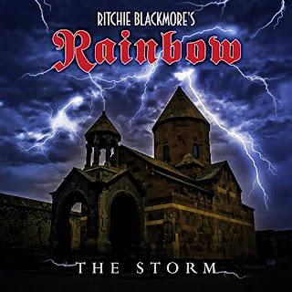 """Το single των Rainbow """"The Storm"""""""