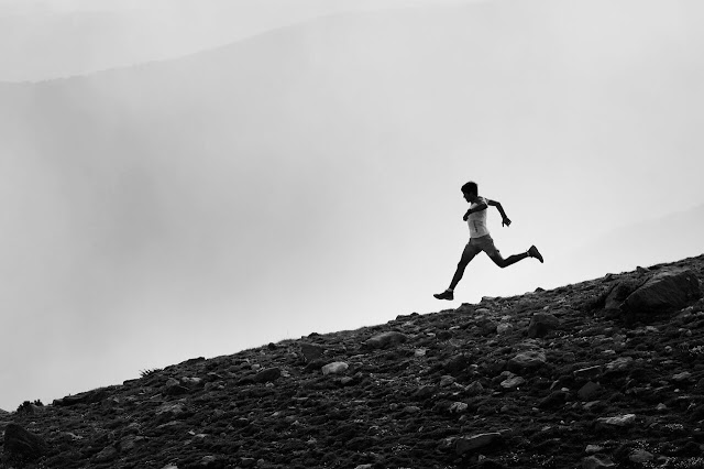 Raúl Criado establece la mejor marca conocida de descenso de 1.000 metros de desnivel negativo