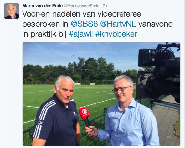 Mario - Van Hilversum Naar Rome