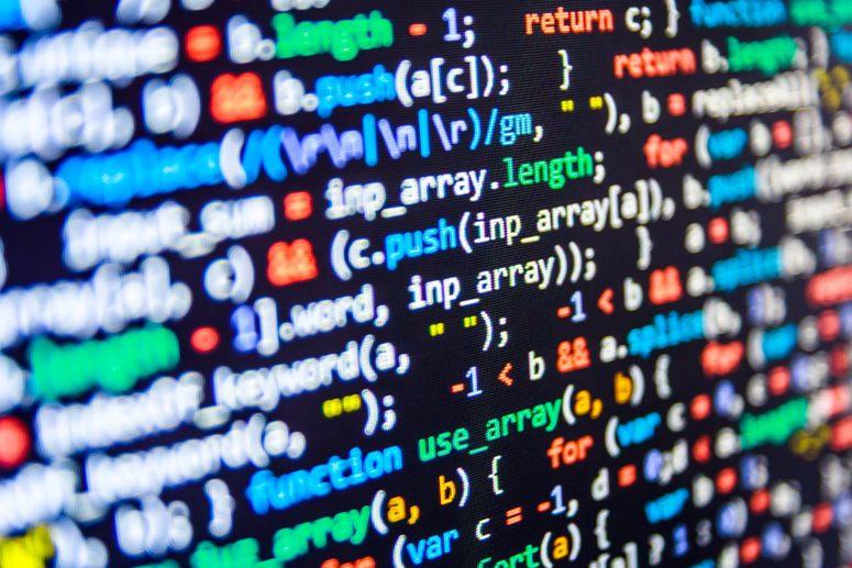 código fonte - linguagem de programação