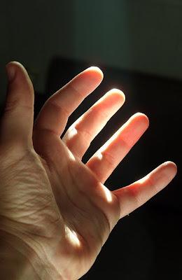 Useful Breath: November 27 - Being Openhanded