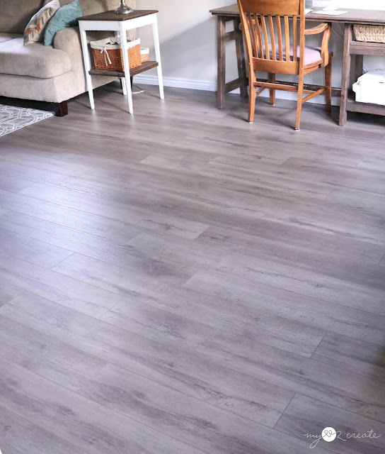 why I choose laminate flooring for my home