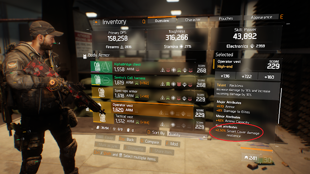 Here's a Solid AlphaBridge Build on Tom Clancy's: The Division
