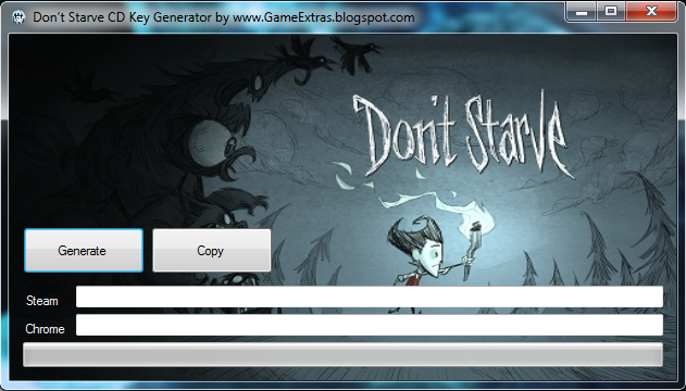 don t starve together steam key free