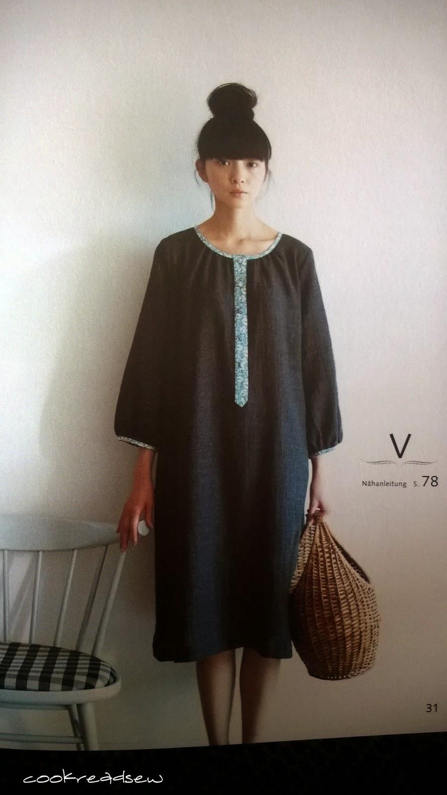 cookreadsew yoshiko tsukiori kleider und tops zum kombinieren. Black Bedroom Furniture Sets. Home Design Ideas