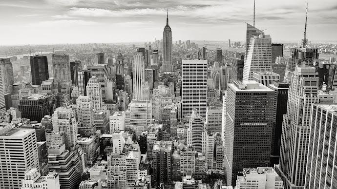 Wallpaper: New York Cityscape