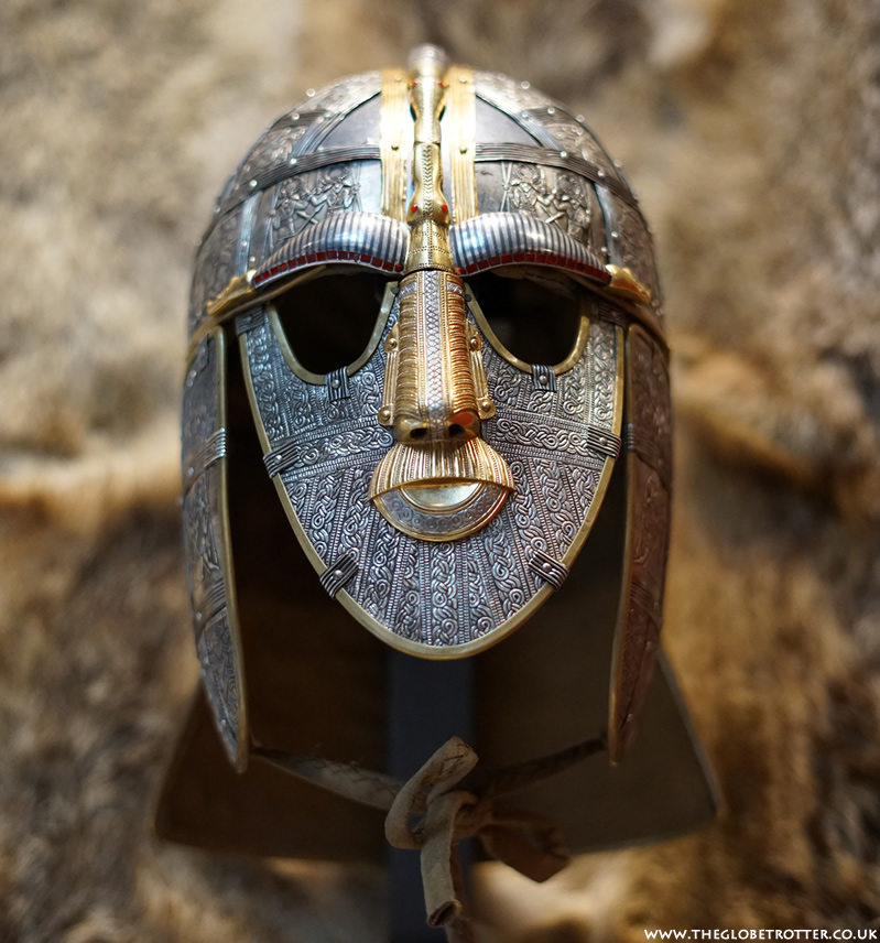 Sutton Hoo near Woodbridge - National Trust