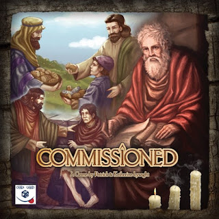 Commissioned (Chara Games Review)