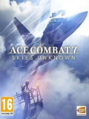 Ace Combat 7 - Skies Unknown Jogos Torrent Download capa