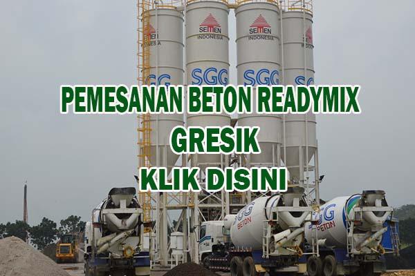 HARGA BETON COR READYMIX SGG PRIMA SEMEN INDONESIA BETON 2021