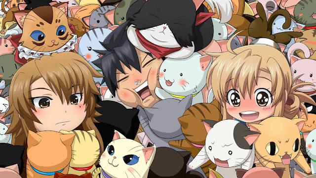 Rekomendasi Anime 4 Genre Sekaligus : Romance, School, Comedy dan Fantasy