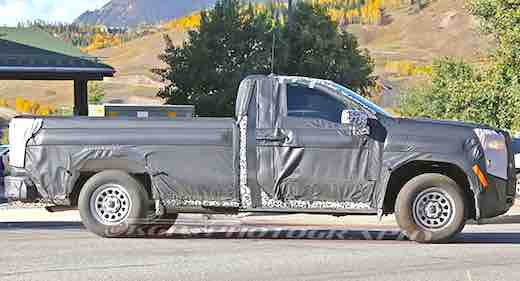 2019 Chevrolet Silverado Release Date