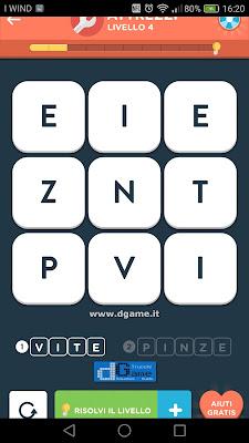 WordBrain 2 soluzioni: Categoria Attrezzi (3X3) Livello 4