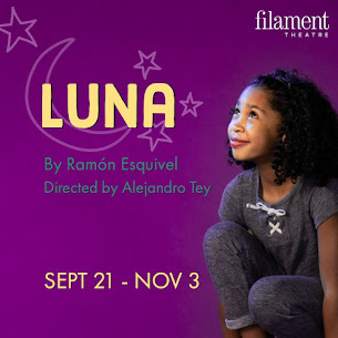 Out of 145 entries congrats to Martha C & Cortney R-- winners of 4 tickets to LUNA (Up to $78)