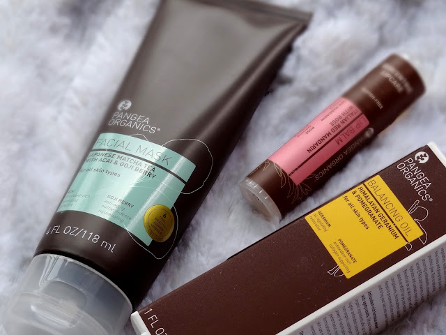 Pangea Organics | Facial Mask, Lip Balm and Balancing Oil