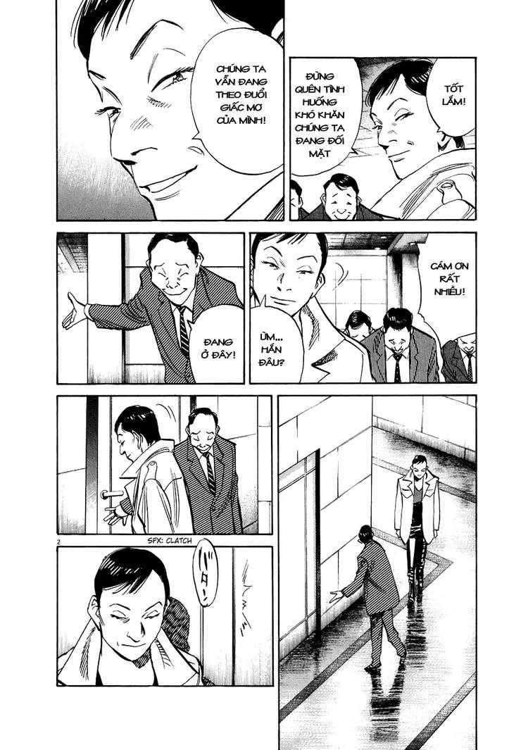 20th Century Boys chapter 243 trang 7