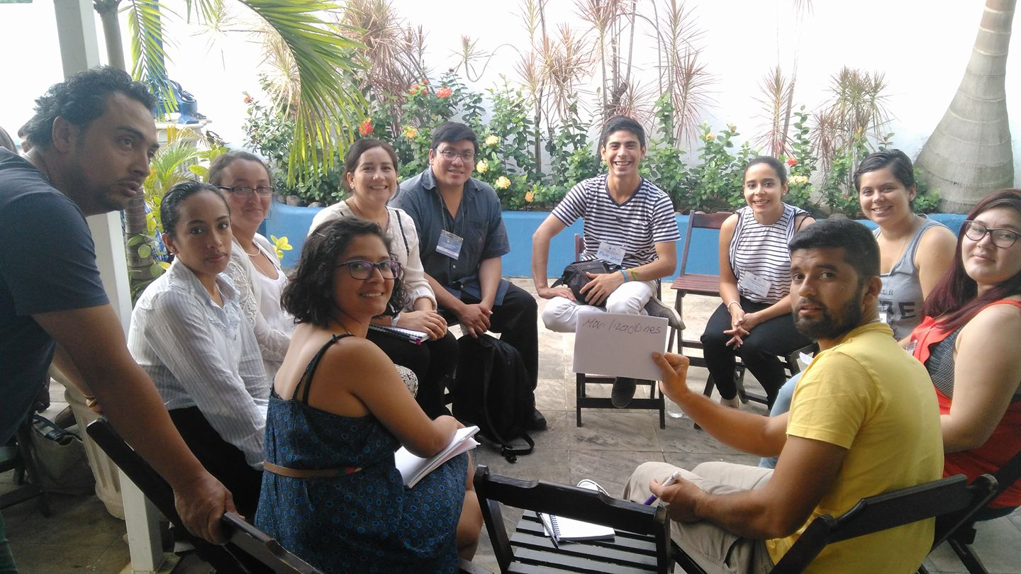 Mayim in Managua