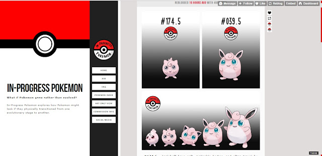 15 Pokemon Tumblrs You Should Be Following If You Love Pokemon! In Progress Pokemon Jigglypuff