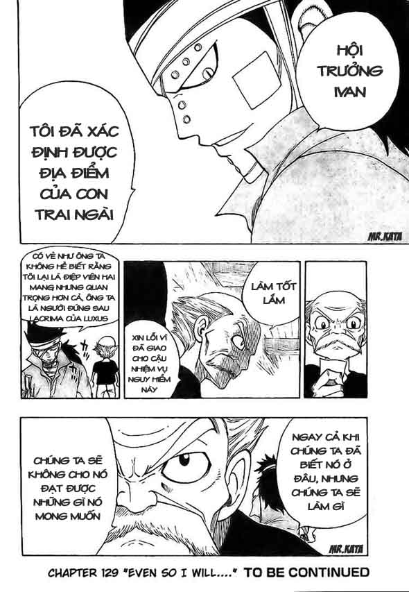 Fairy Tail Chap 129