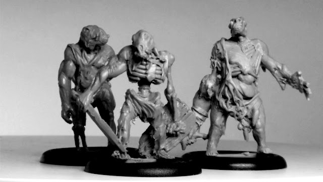 Fenris Games: Rise of the Draughr Undead Trolls