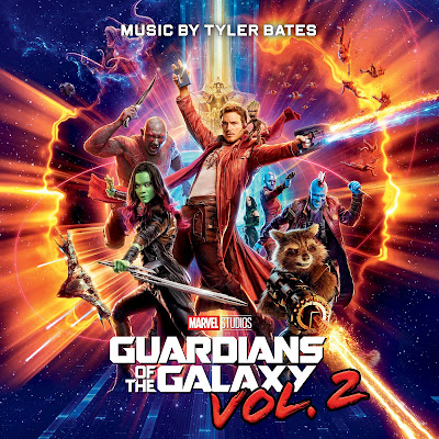 Guardians of the Galaxy Vol. 2 Original Score Tyler Bates