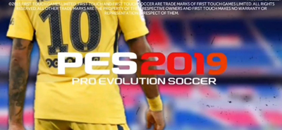 Download FTS 19 Mod PES 2019 Apk Android Terbaru