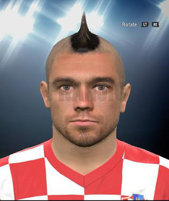 PES 2016 Pranjic (Croatia) Face by Brilyan
