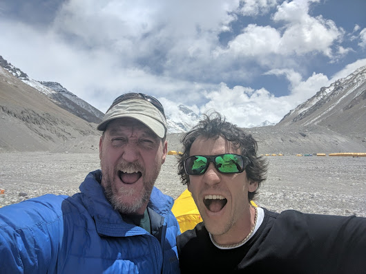 "Post Everest Recap: Part #1 (of 3) - The ""Approach"""