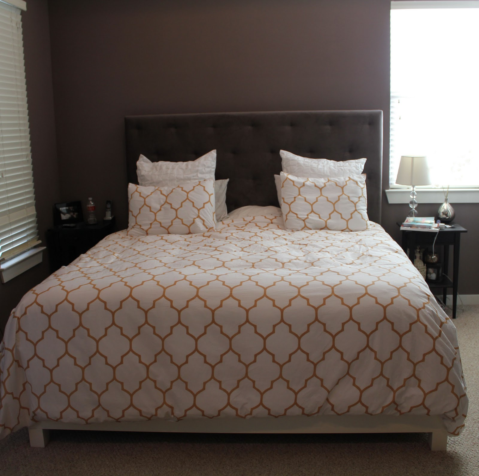 Updating Your Bedroom For Spring Our New Brocade Home Duvet