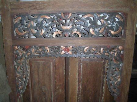 Kayu Lawasan Rumah  Furnitur Klasik Antik Natural