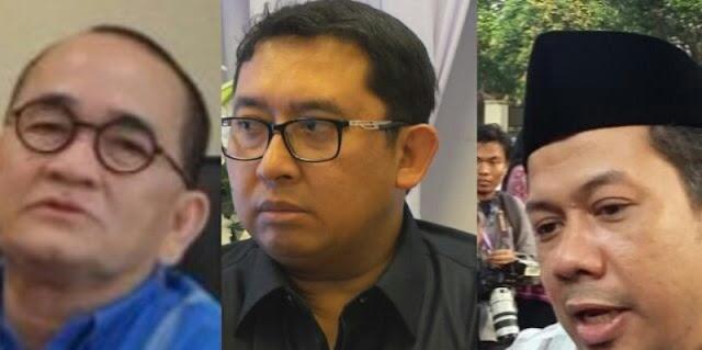 Sok Tahu Soal Alasan Jokowi Undang Fadli dan Fahri, Ruhut Diskakmat Warganet
