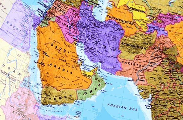 letak astronomis, geografis, dan geologis arab saudi