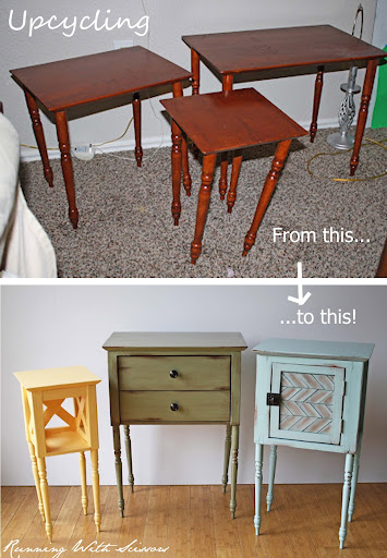 how to upcycle example