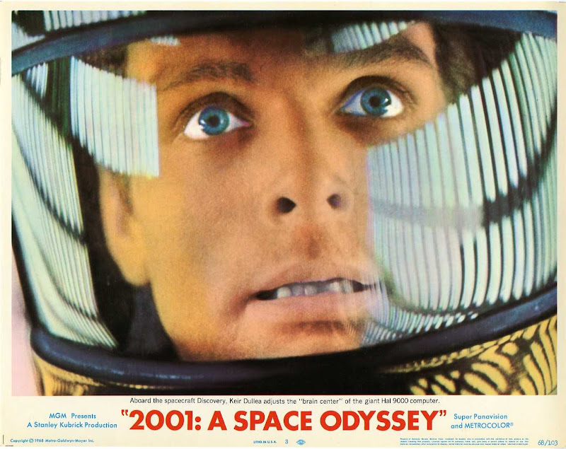 2001 A Space Odyssey movie poster