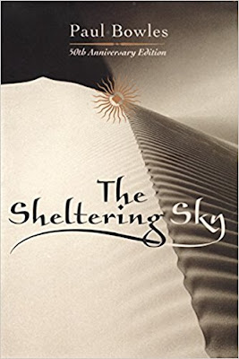 The Sheltering Sky by Paul Bowles (Book cover)