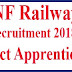 NF Railway Recruitment 2018 : Act Apprentice