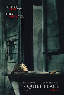 A Quiet Place (2018) : Dual Audio English & Hindi : Subtitle – English : BluRay-RIP 720p 480p : Watch Online / Download Here