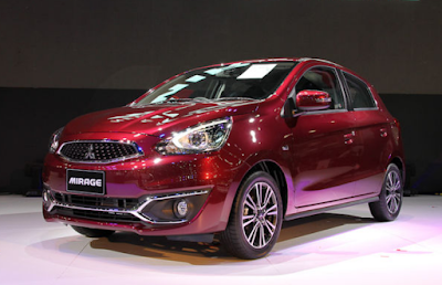 mitsubishi new mirage surabaya