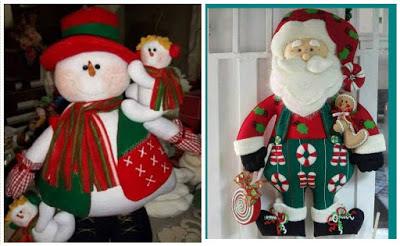 santa-claus-navideño