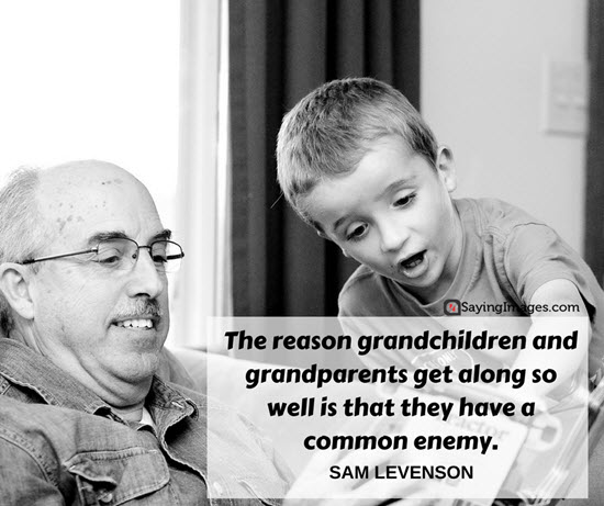 famous quotes about grandparents